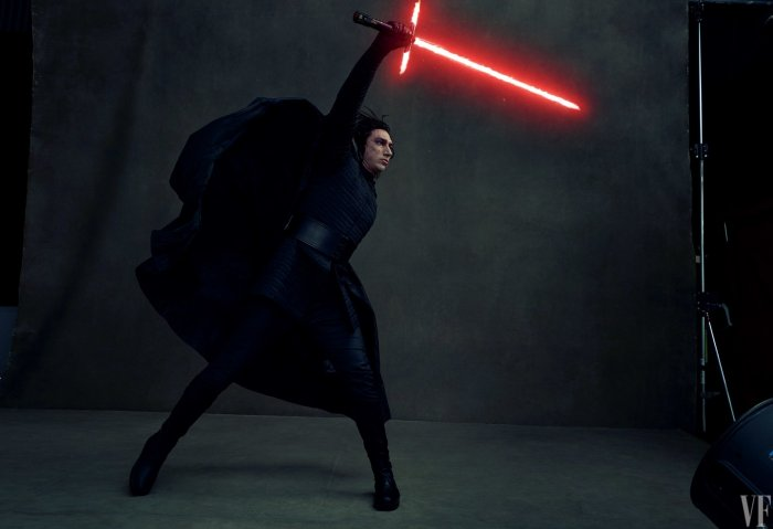 Star Wars The Last Jedi Kylo Ren