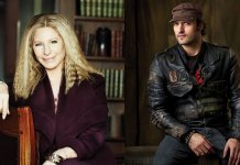 Tribeca Talks: Storytellers - Barbra Streisand with Robert Rodriguez.