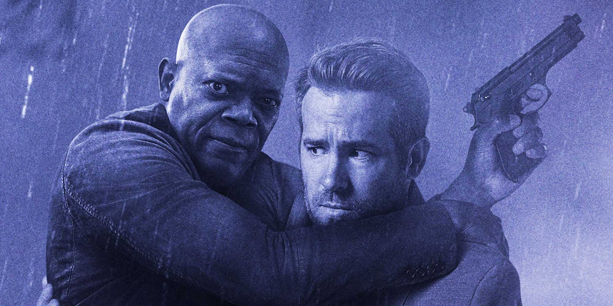 Action packed new trailer for The Hitman's Bodyguard