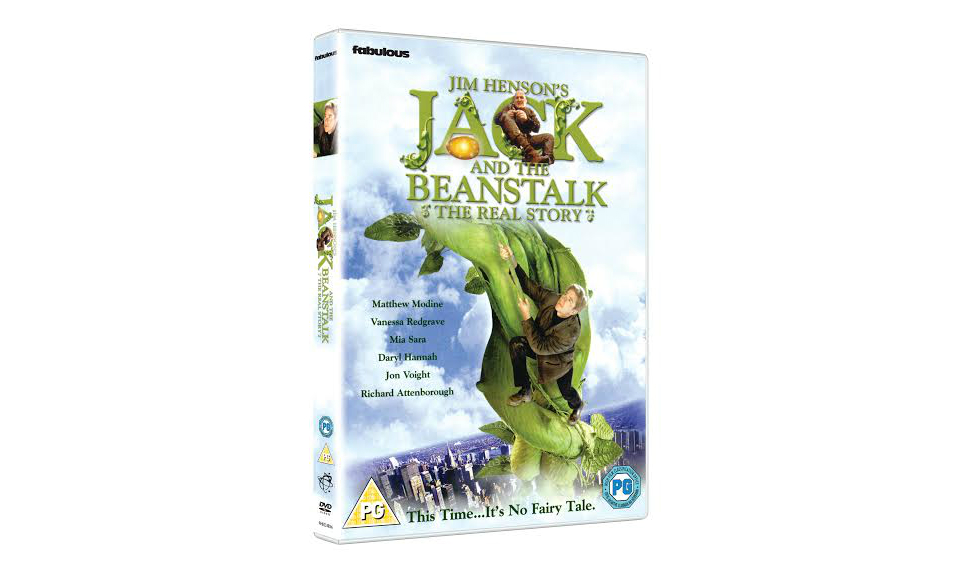 Jack and the Beanstalk: The Real Story (TV Series 2001 ...