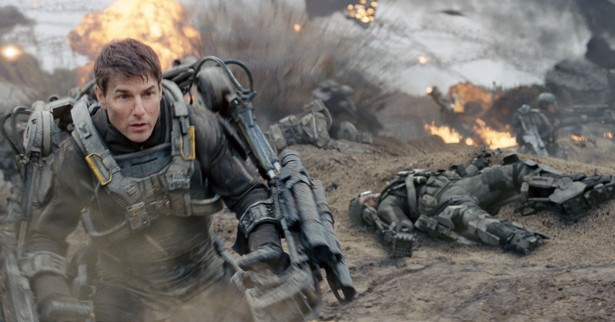 Tom Cruise - Edge of Tomorrow