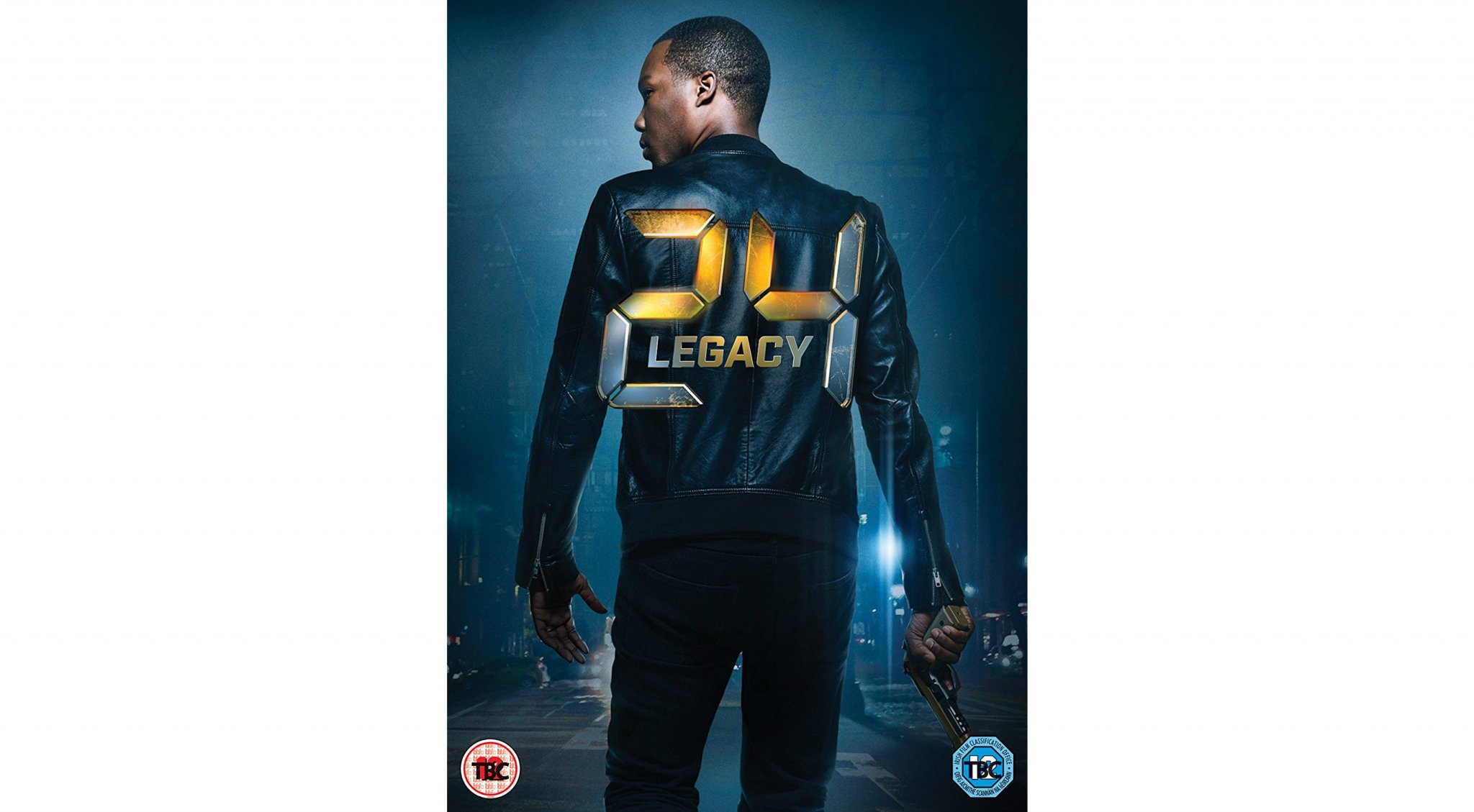 24 Legacy S1e2: Win 24: Legacy On DVD