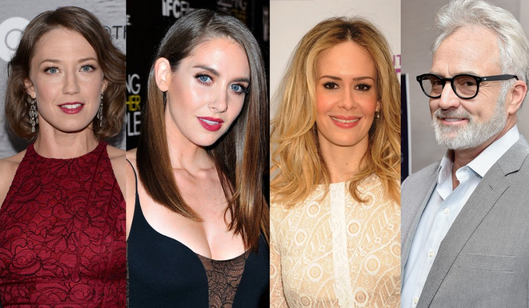 Alison Brie Carrie Coon Sarah Paulson Bradley Whitford