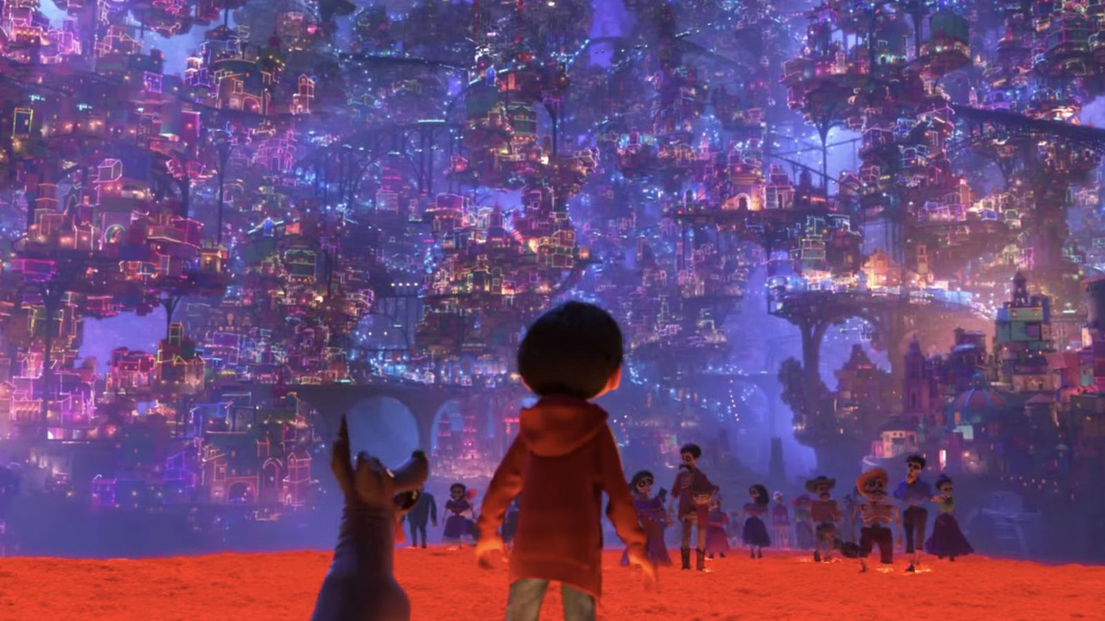 Nothing Is More Important Than Family In The Final Trailer For Pixars Coco