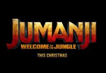 Jumanji Welcome to the Jungle Logo