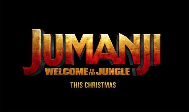 Jumanji Jungle Logo Full Trailer