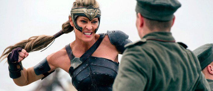 Robin Wright Justice League