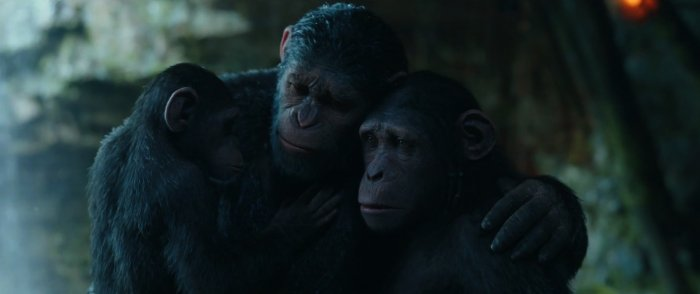 War for the Planet of the Apes - Avatar visuals