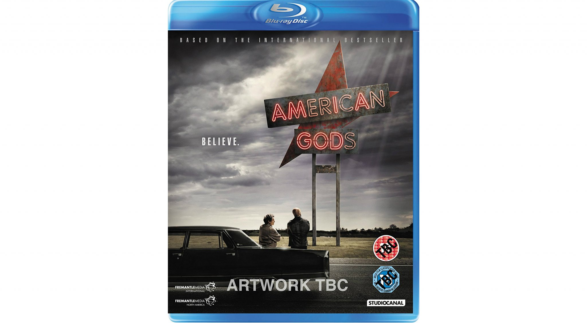 Win American Gods On Blu Ray Heyuguys