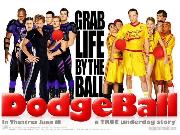 Ben Stiller and Vince Vaughn - Dodgeball