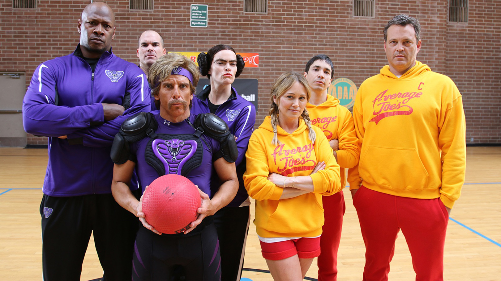 dodgeball full movie videobash