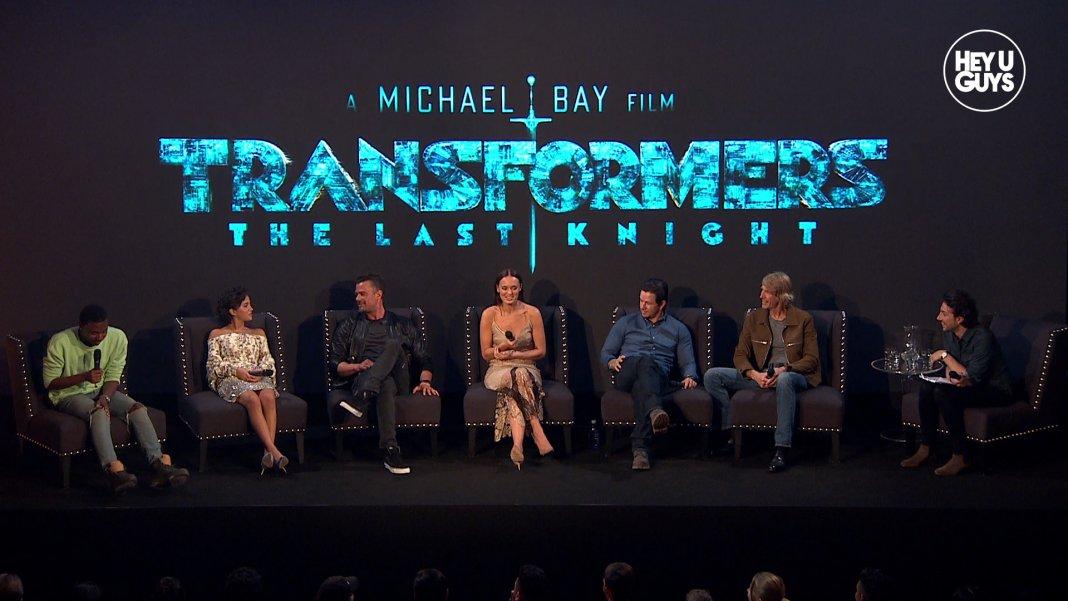 Transformers - The Last Knight Q&A