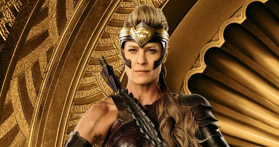 Robin Wright confirmed to reprise her role of the ...