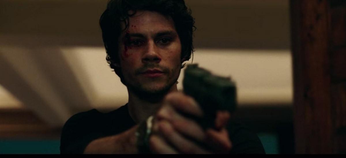 Dylan O'Brien takes matters into his own hands in new ... American Assassin