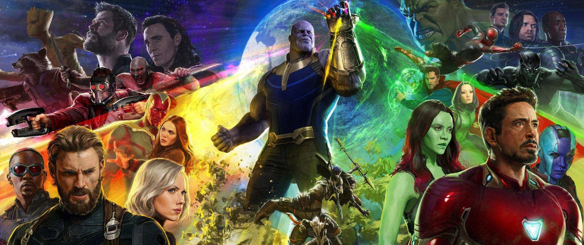 Avengers Infinity War Summary