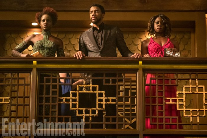 Black Panther Movie Images