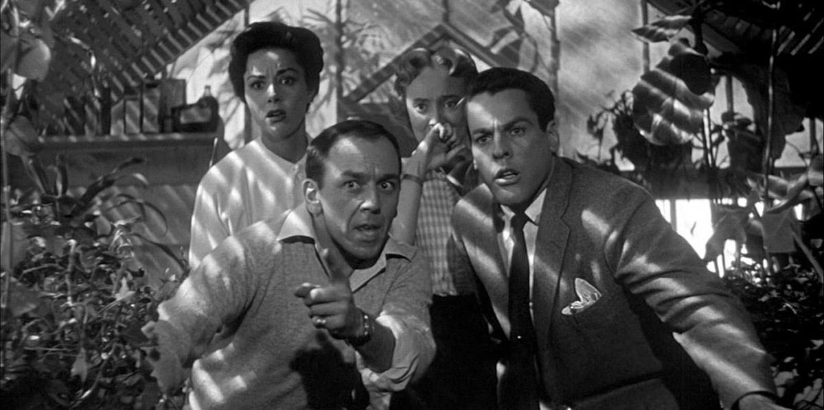 Invasion of the Body Snatchers 1956 - HeyUGuys
