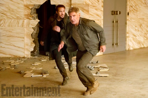 New Blade Runner 2049 Movie Image