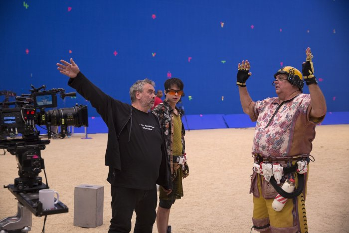 Valerian Behind the Scenes