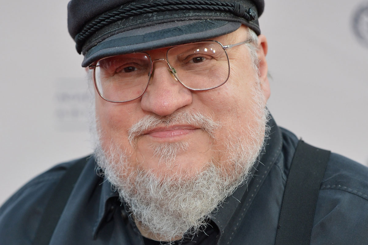 """george r r martin """"life is meaningless and full of pain,"""" george rr martin writes no, it's not from  his song of fire and ice novels—the immersive, bloody and as."""