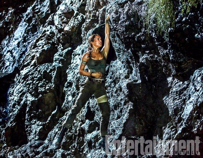 Alicia Vikander as Lara Croft - Tomb Raider