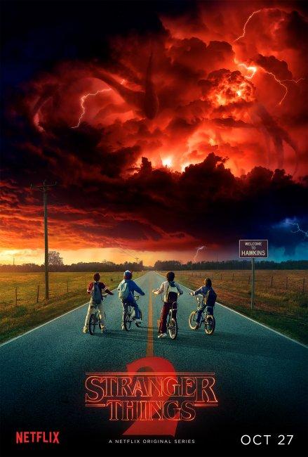 Stranger Things - Season Two New Poster