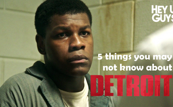 John Boyega - Detroit