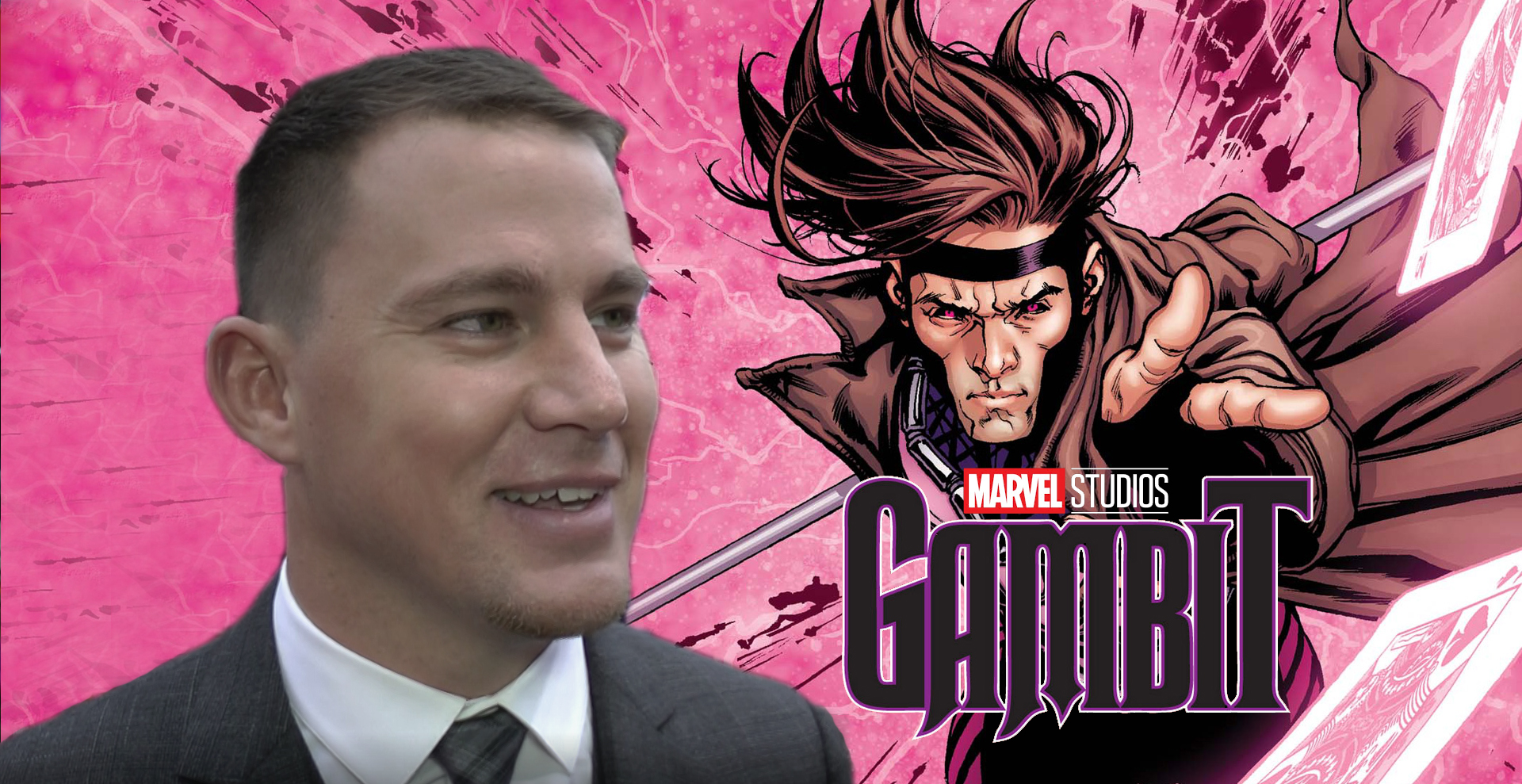 Channing Tatum's GAMBIT Movie Could Finally Be Moving Forward