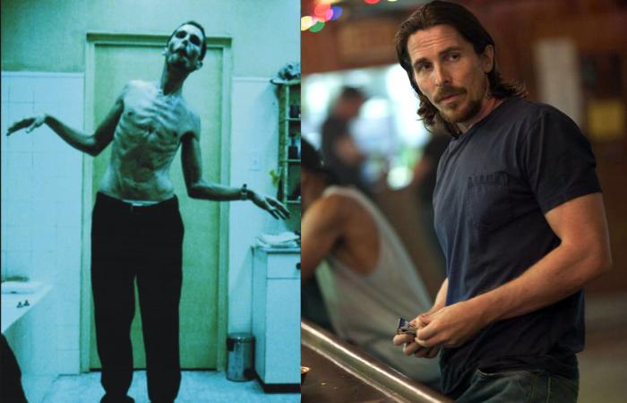 Christian Bale The Machinist