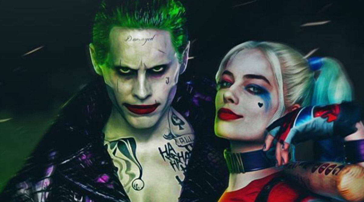 Harley Quinn And Joker Suicidé Squad