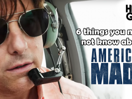 American Made - Tom Cruise