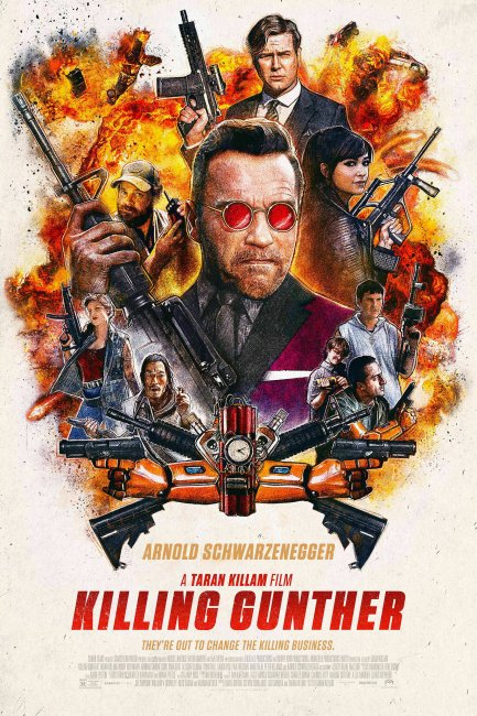 Comment on Everyone wants Arnold Schwarzenegger dead in first trailer for Killing Gunther by Jeanette Leighton