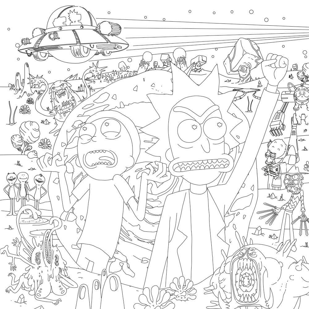 Todo lo que un Verdadero Fan de Rick y Morty Quiere de Regalo esta ...