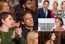 Brad's Status Premiere Interviews