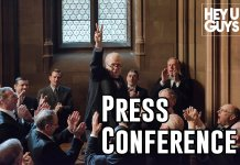 Darkest Hour Press Conference