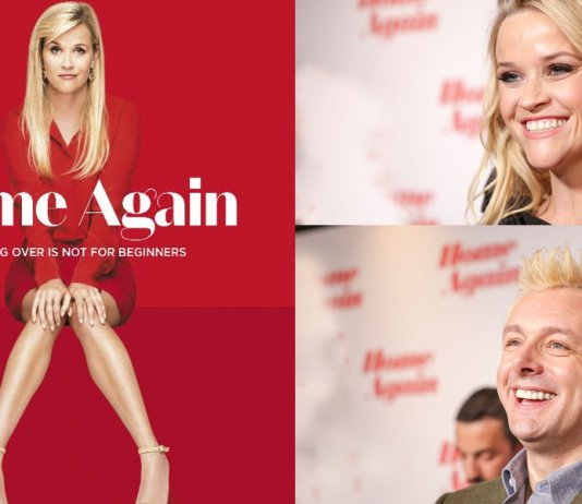 Home Again Premiere Interviews