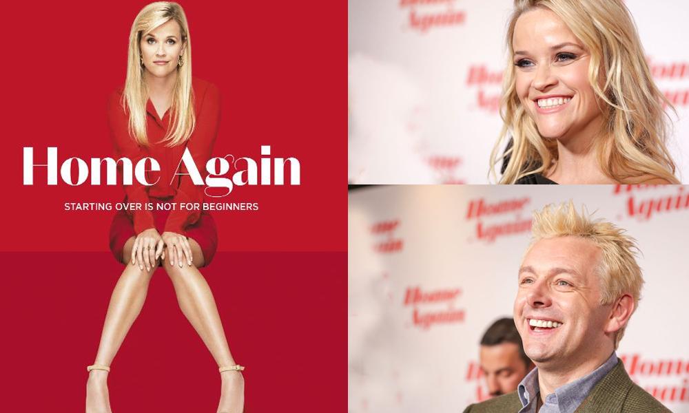 Home Again Premiere Interviews