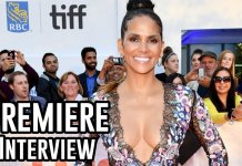 Kings Premiere Halle Berry