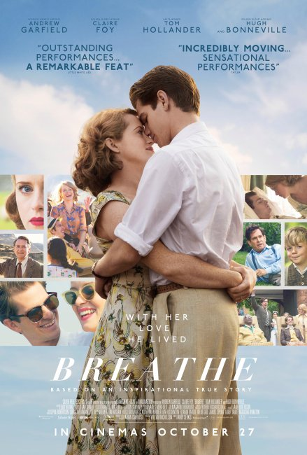 Breathe - Andrew Garfield and Claire Foy