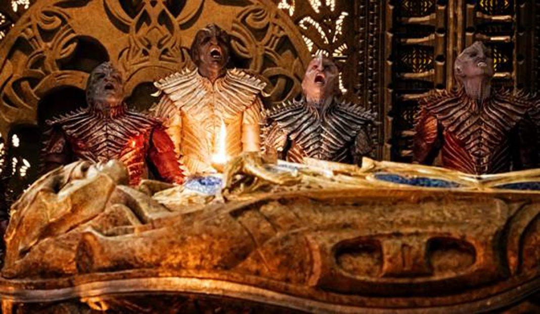 Star Trek: Discovery Klingon trailer