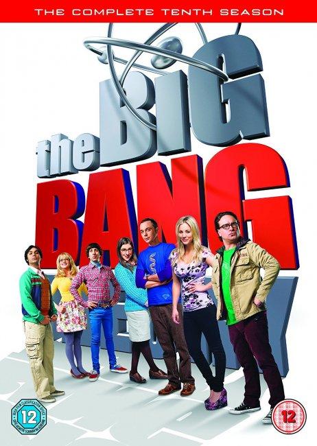 TBBT DVD