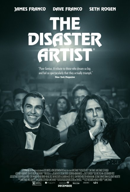 The Disaster Artist - James Franco and Dave Franco