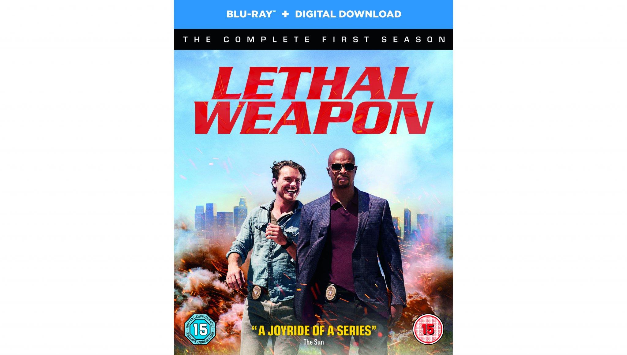 Lethal weapon full season