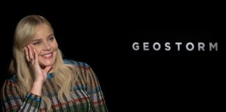 Abbie Cornish Geostorm