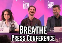 Breathe Press Conference