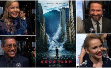 Geostorm World Premiere