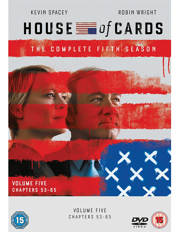 HOUSE OF CARDS SAISON 5 AMAZON