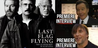 Last Flag Flying Premiere Interviews