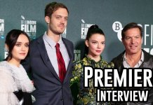 Thoroughbreds Premiere Interviews