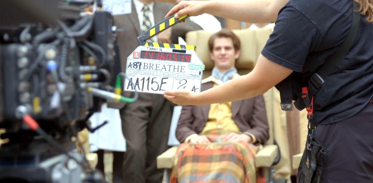 Behind the Scenes - Br... Andrew Garfield Breathe